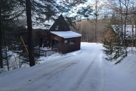 Secluded Vermont Ski Getaway - Cavendish - Byt