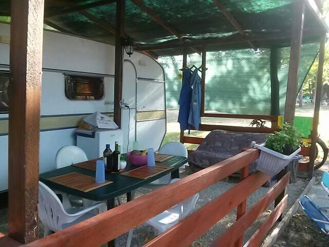 roulotte per vacanze - Sant'Elpidio a Mare - Annat