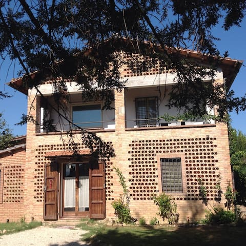 Il fienile - Montepennino - House