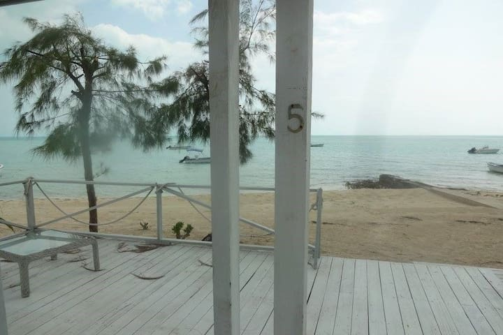 Private Oceanside Bungalow in Northern Eleuthera
