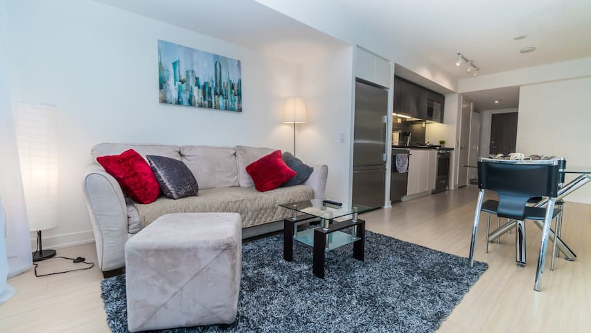 Luxury condo downtown Toronto