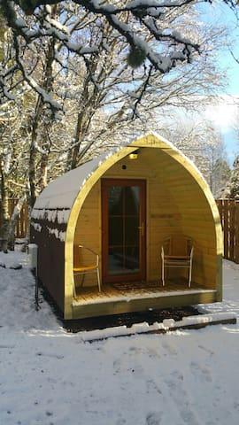 Glenmore Eco Cabins, Aviemore. #2