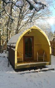 Glenmore Eco Cabins, Cabin 2 - 통나무집