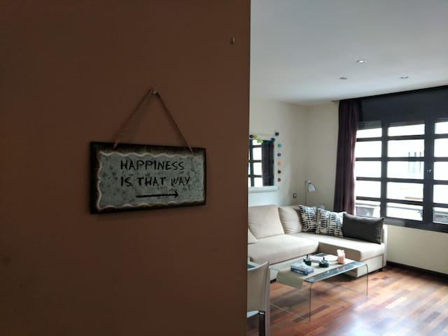 Cozy, Modern and Strategic Location - Barcelona - Apartamento