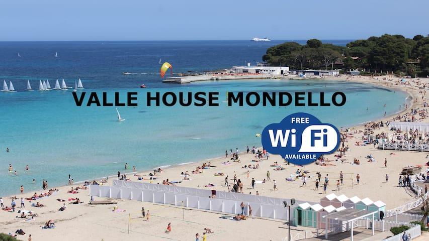 Valle House Mondello - Palermo - Apartmen