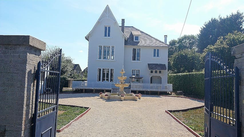 Two Bedroom Apartment In Beautiful Manor House