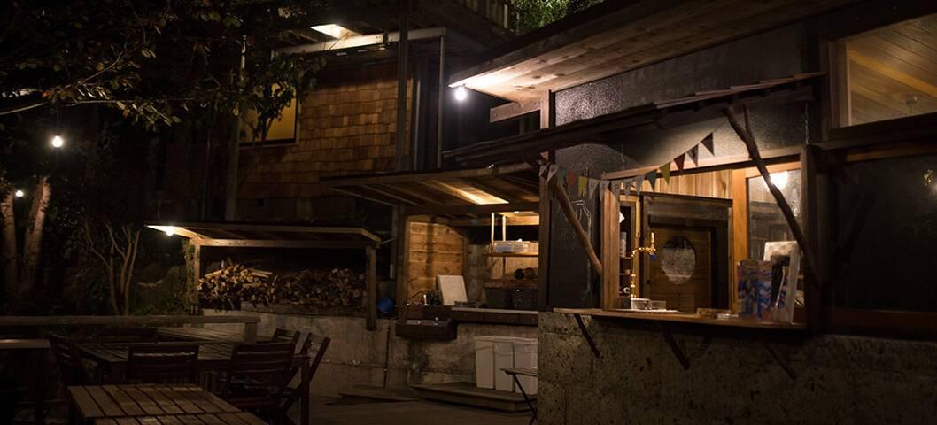 Villa Yumigahama A cabin - Minamiizu-chō
