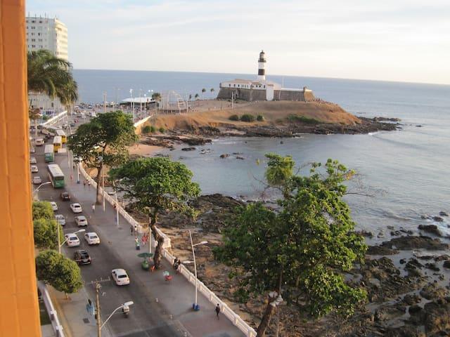 BEST CARNAVAL LOCATION IN BARRA - Barra - Apartment