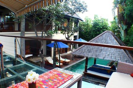Beautiful luxury 4 Bedroom Villa in Canggu Bali - North Kuta - Villa