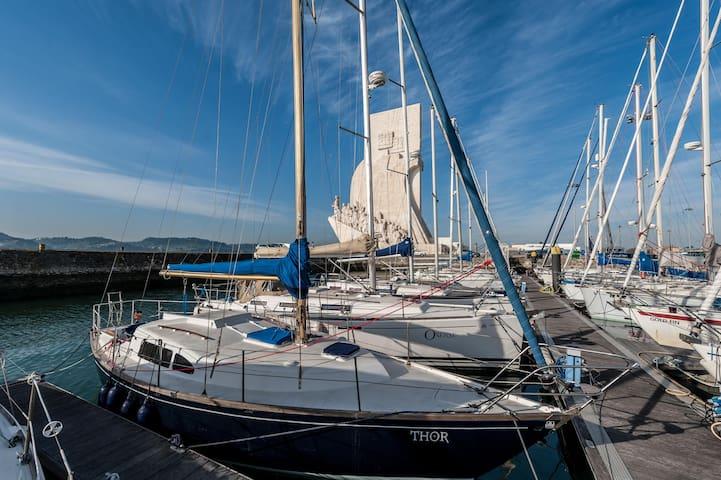 Adventurous families love classic sailing boats!
