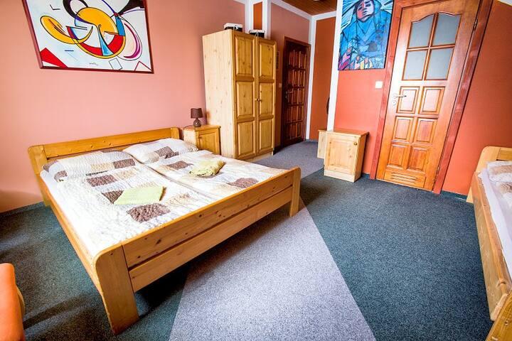 Aqualand BnB 4 lôžková izba - Poprad - Bed & Breakfast