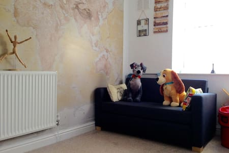 Cosy room close to Trafford Centre on ring road - Eccles - Σπίτι