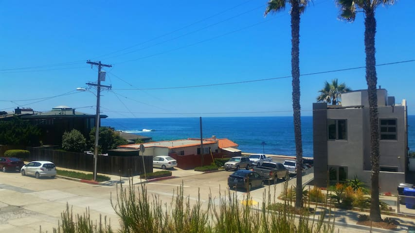 La jolla Beach Bungalow Duplex with Ocean View - San Diego