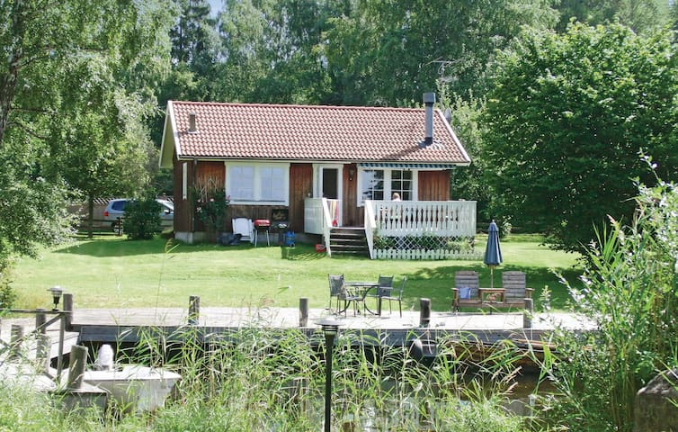 Holiday cottage with 2 bedrooms on 55m² in Sjötorp
