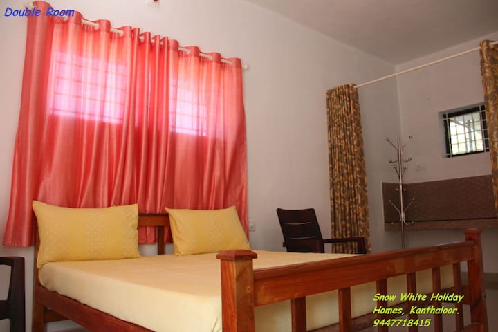 Double Room with mountainview