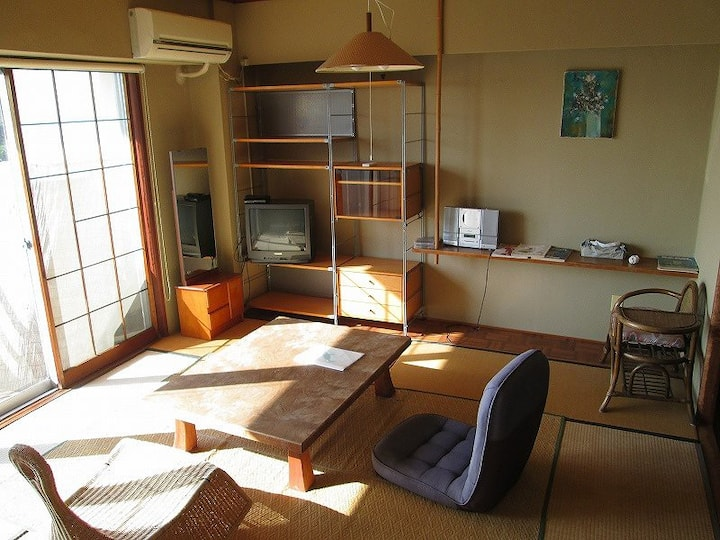 ocean view Japanese Tatami room