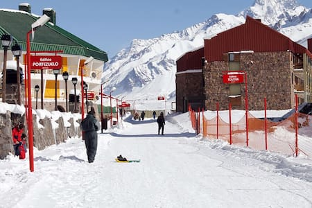 Penitentes Centro de Ski