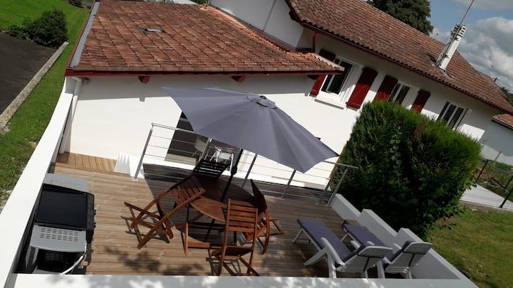 Appartement T2, neuf et moderne, à Cambo-les-Bains