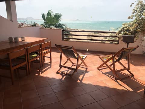 Manduna - Sea view duplex apartment Estoril