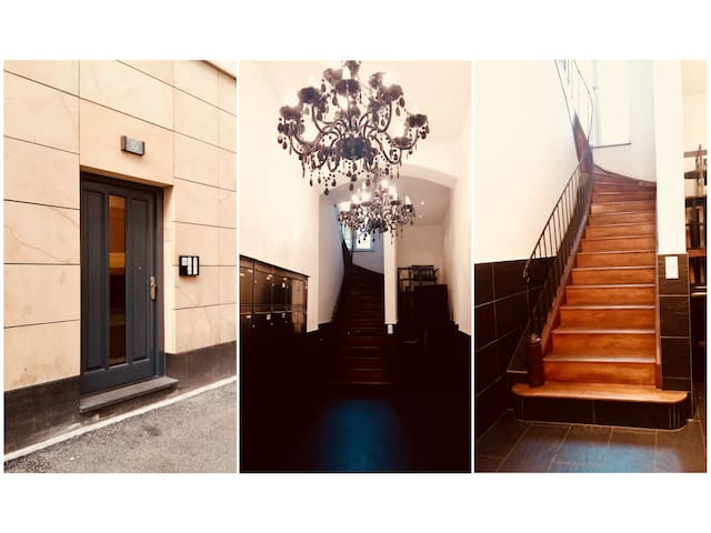 APP.1 • Apartment in the centre of Frankfurt