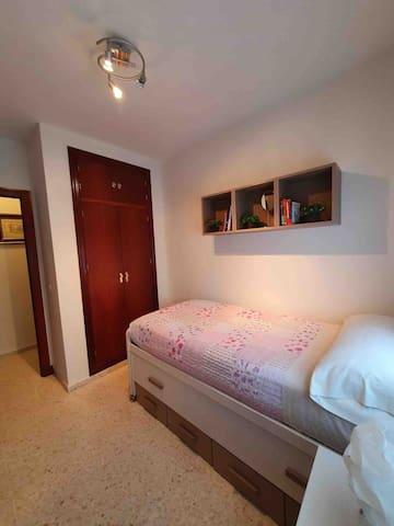 Dormitorio 2, cama nido