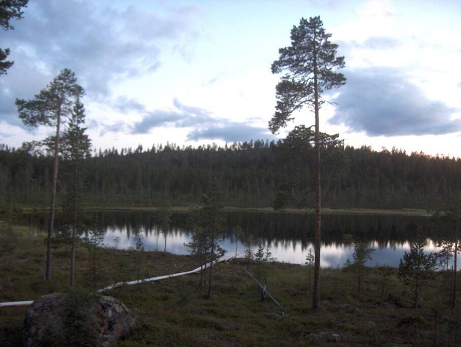 Lake Martinjärvi