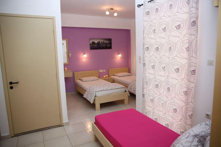 Cozy Studio for 3 - Malia - Wohnung