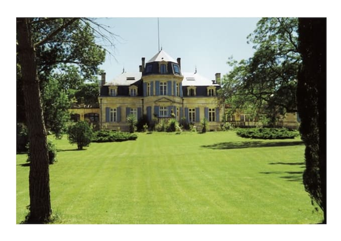 Appartments in a Château with Pool - Monbazillac - Linna