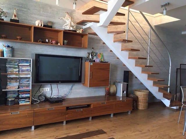Уютный дом на море - Illichivs'k - Apartment