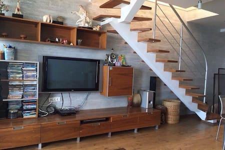 Уютный дом на море - Illichivs'k - Appartement