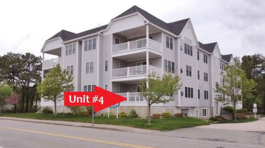 Condo in Old Orchard Beach