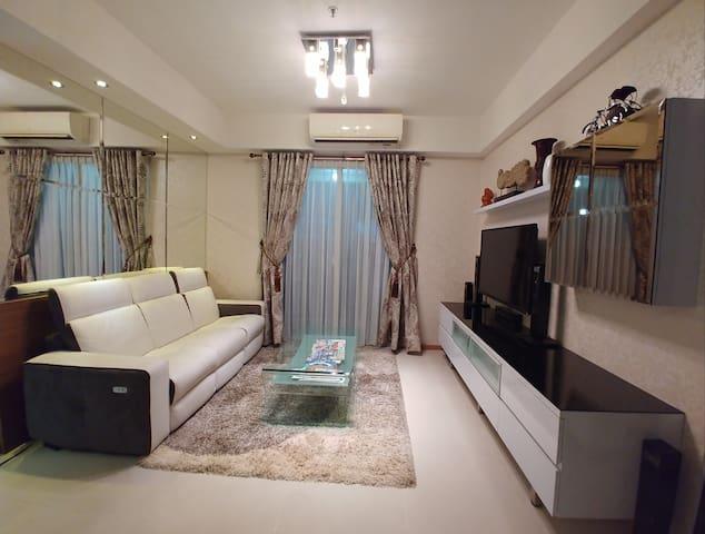 Cozy 3 bedroom apartment at Casa Grande Kokas Mall