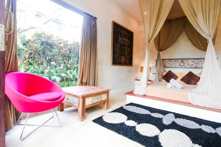 Great Suite in a Luxury Estate! - Ubud - Apartamento