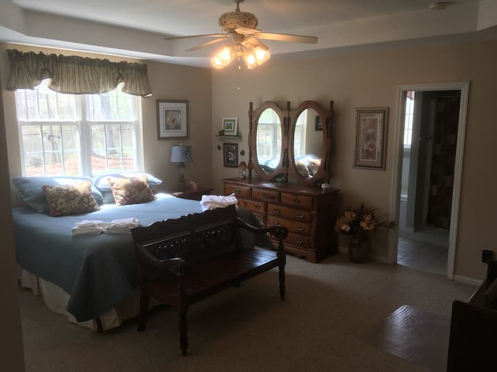 GOLF FANS, Room(#1), Masters Tour.! Close to I-20