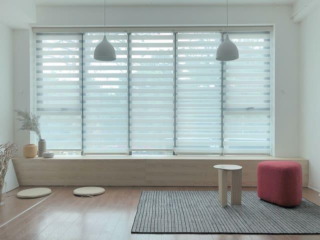 La Casa - Mondrian Inspired