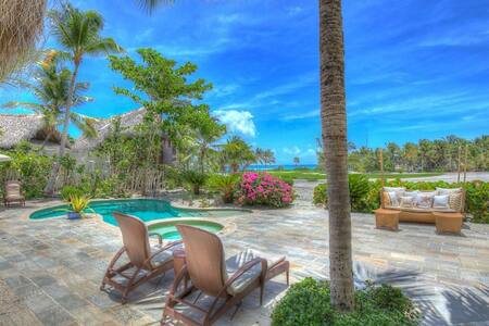Villa Caletón 14,exclusive luxury oceanview up to6 - プンタカーナ