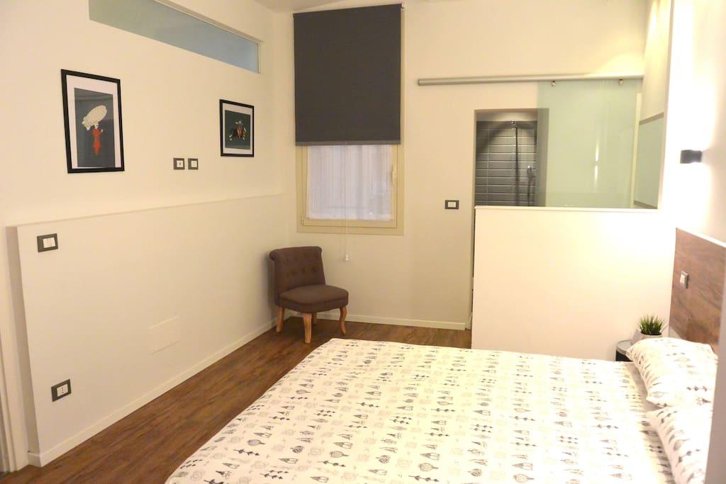 Master Bedroom / Camera Principale