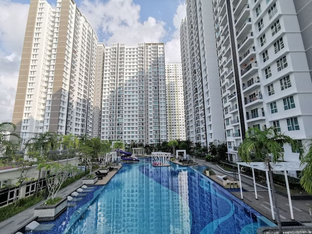 New Design Condo nearby Spice Arena, FTZ, Airport