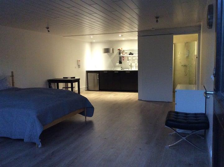 Lovely studio in greater Reykjavik area