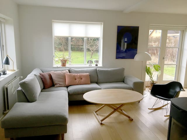 Family friendly house close to Hillerød downtown