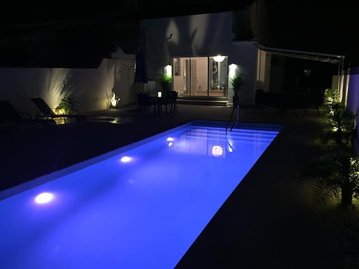 Tranquil Modern Spanish Villa