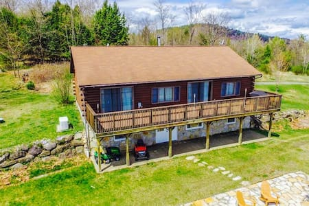 INCREDIBLE Adirondack Home (Lake George/Gore Mtn.)