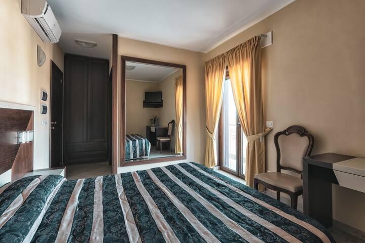 Camera Matrimoniale Hotel Insonnia