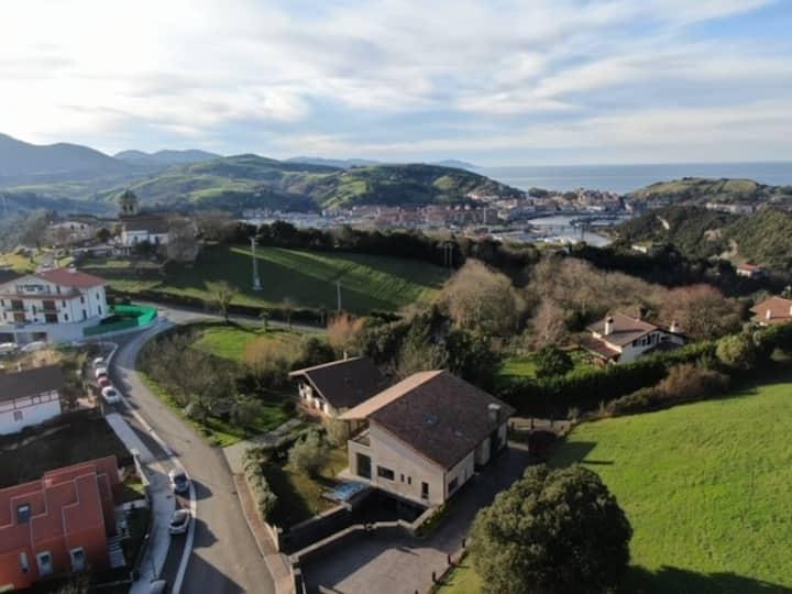 Villa Montaña Zumaia