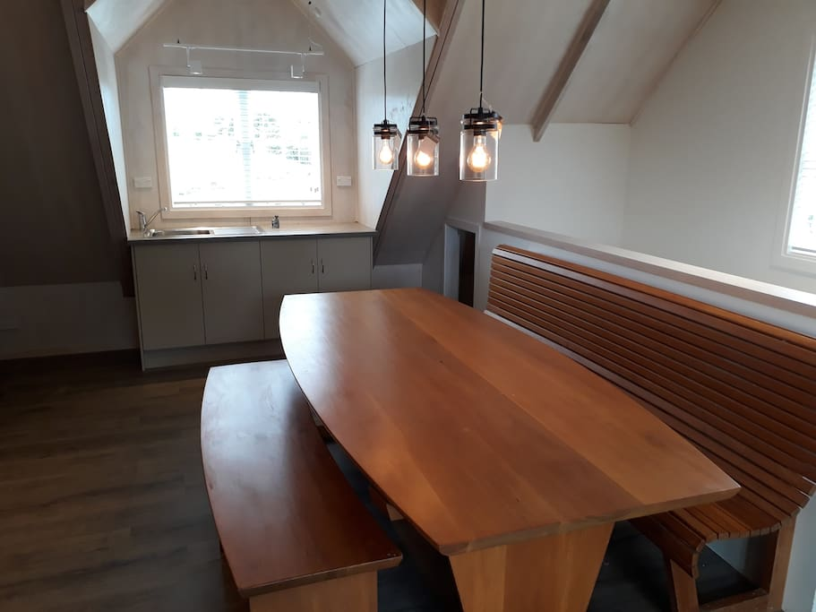 Rimu dining table