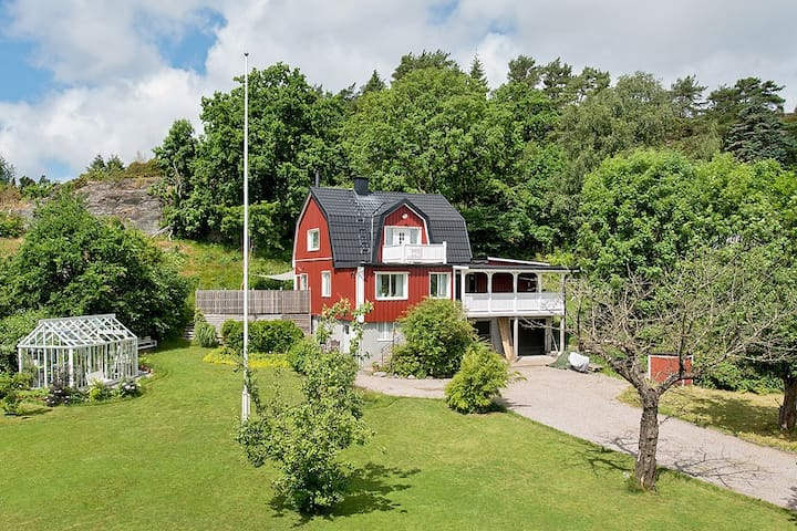Cozy Swedish Home By The Sea