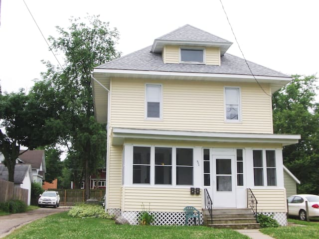 926-1 Lower Apartment Close to Mayo & St. Mary's - Rochester - Leilighet