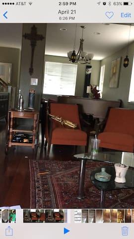 Beautiful 4 bedroom house, rooms for rent. - El Sobrante - Casa
