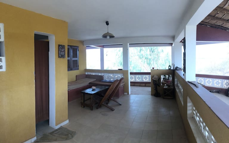 Studio with own terrace Mar Lodj Island