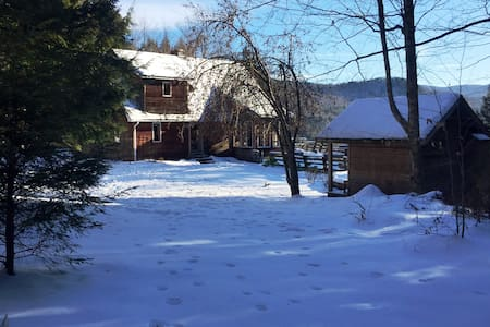 Mountainside Home Near Killington - Stockbridge